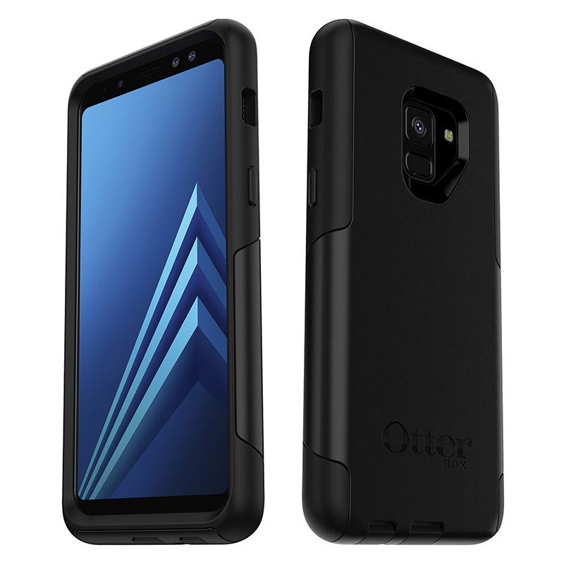 the best attitude efb4f dc566 OtterBox Commuter Case for Samsung Galaxy A8 (2018) - Black